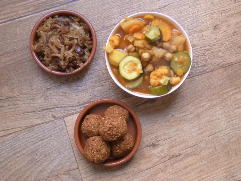 recette couscous vegan