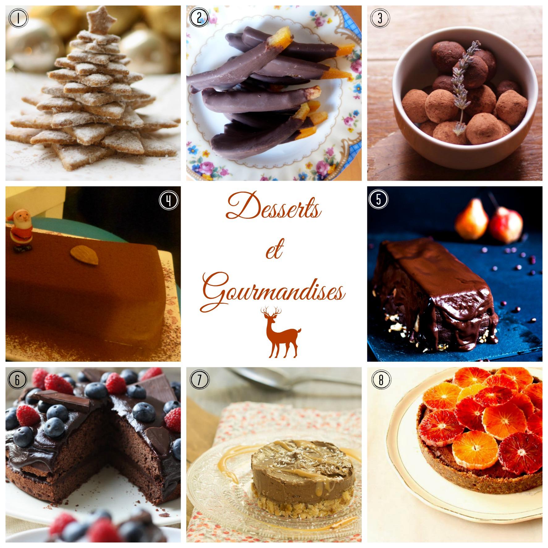 dessert goumandises
