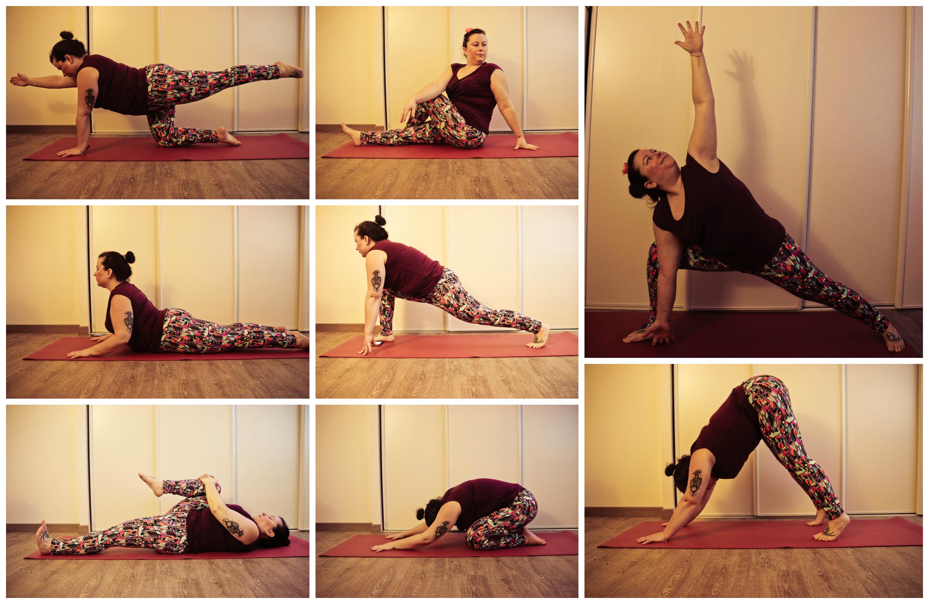 Yoga Collage 3