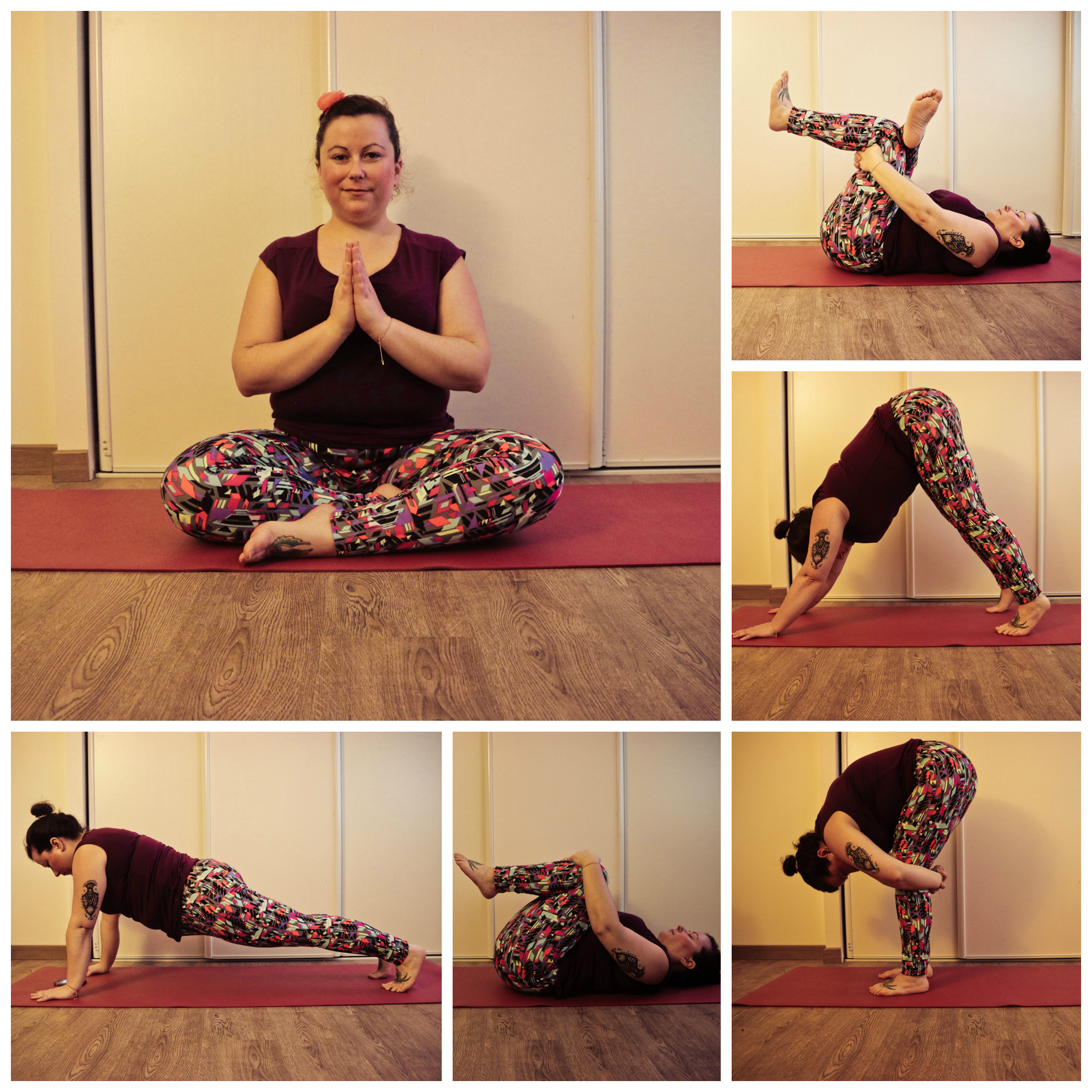 yoga Collage2