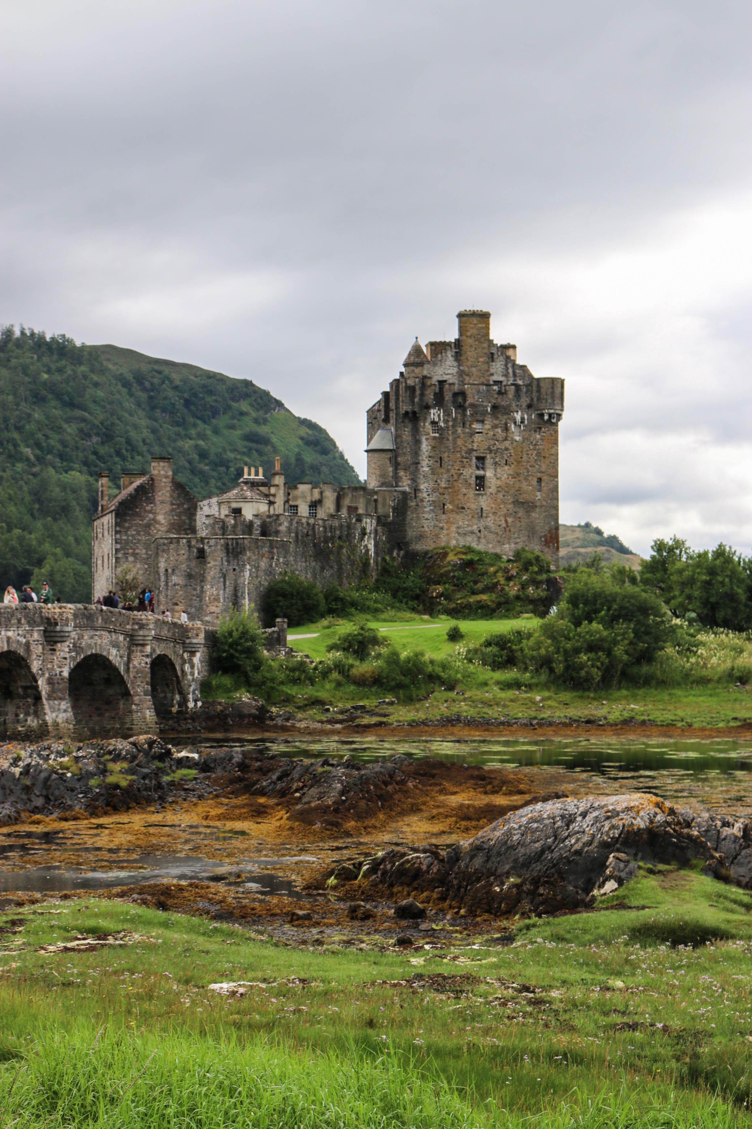 eilean donan castle - road trip en ecosse