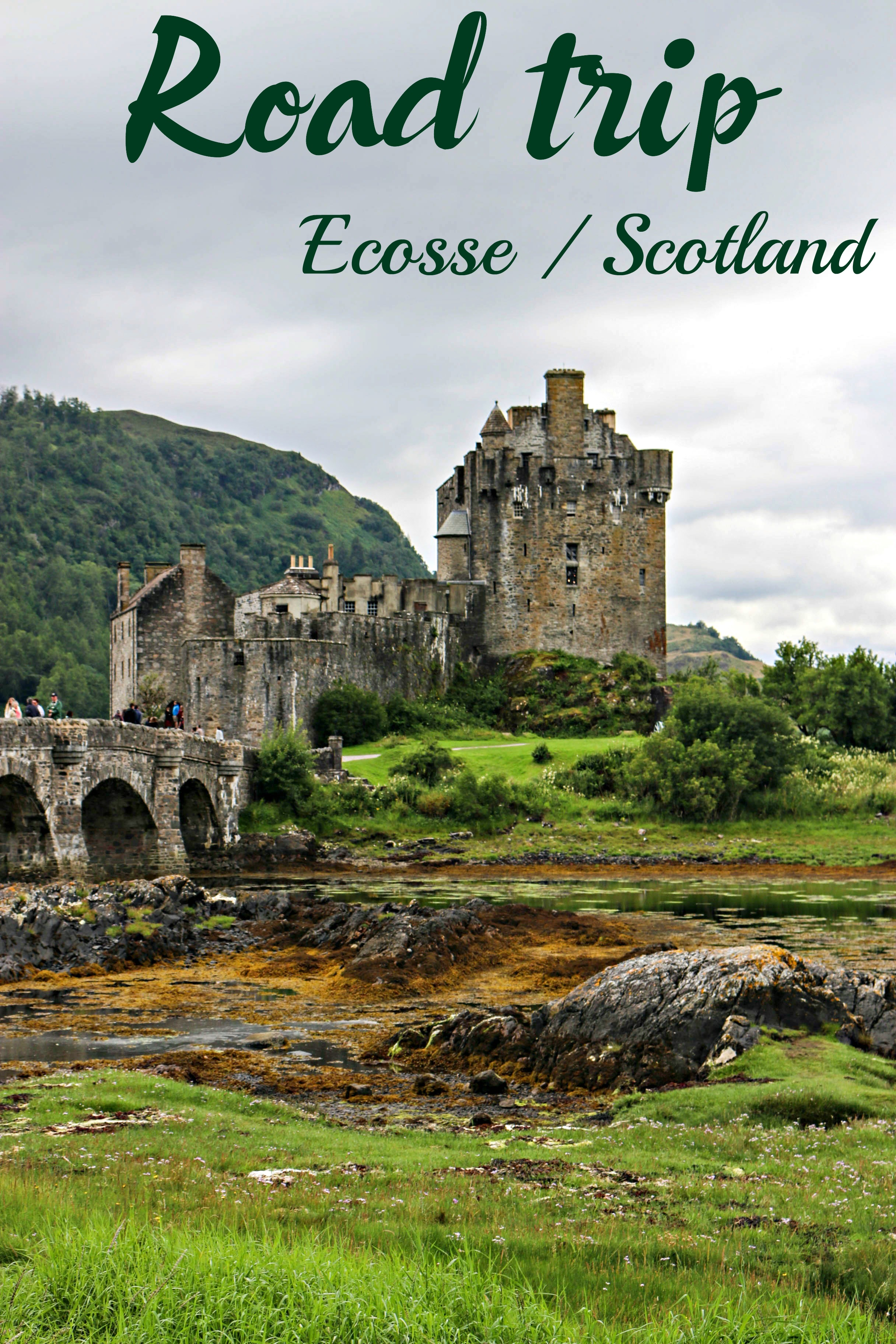 road trip ecosse scotland