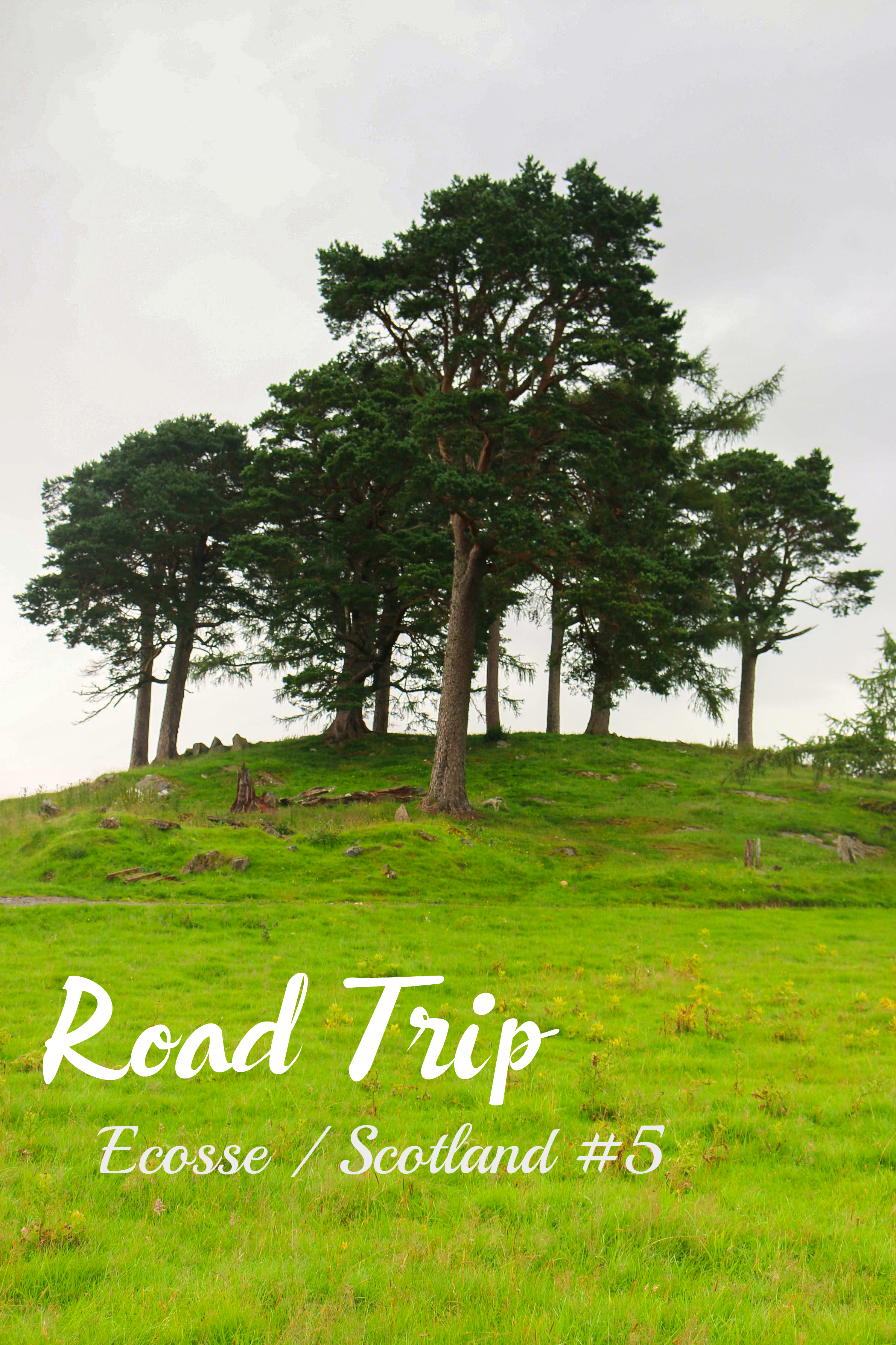Craigh na dun- Outlander - road trip en Ecosse