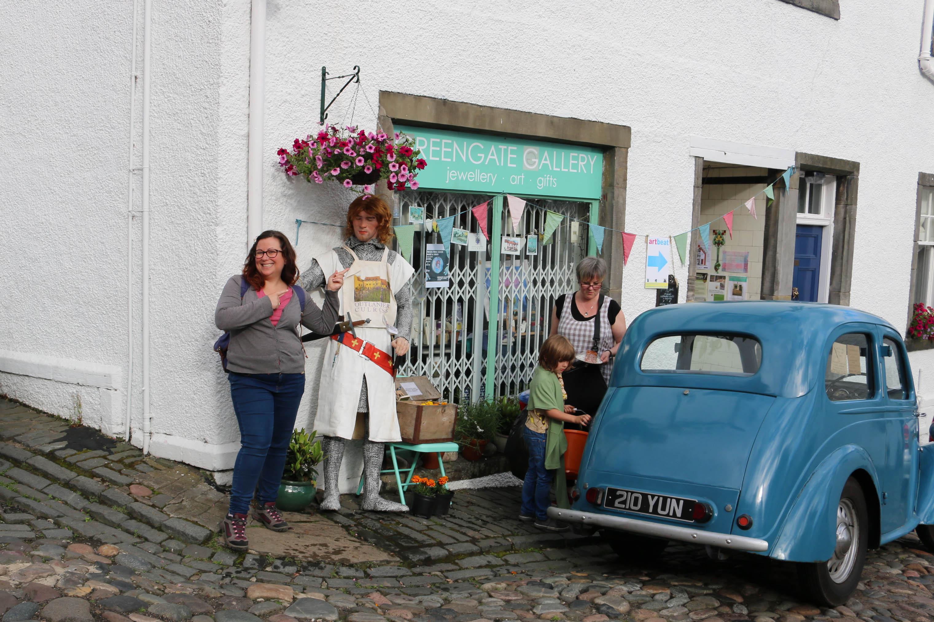Culross- Outlander - road trip en ecosse
