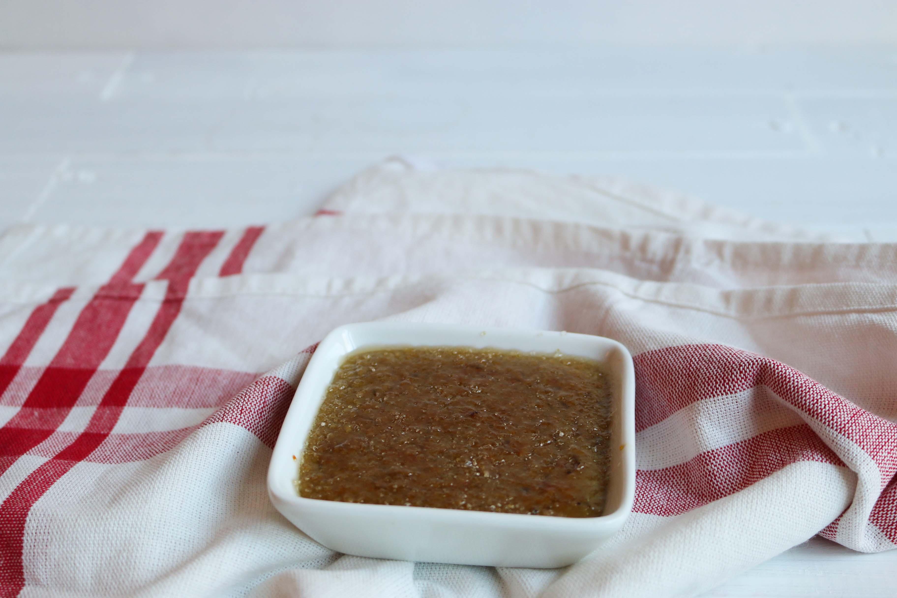 crème brûlée aux cèpes, recette végane, noël