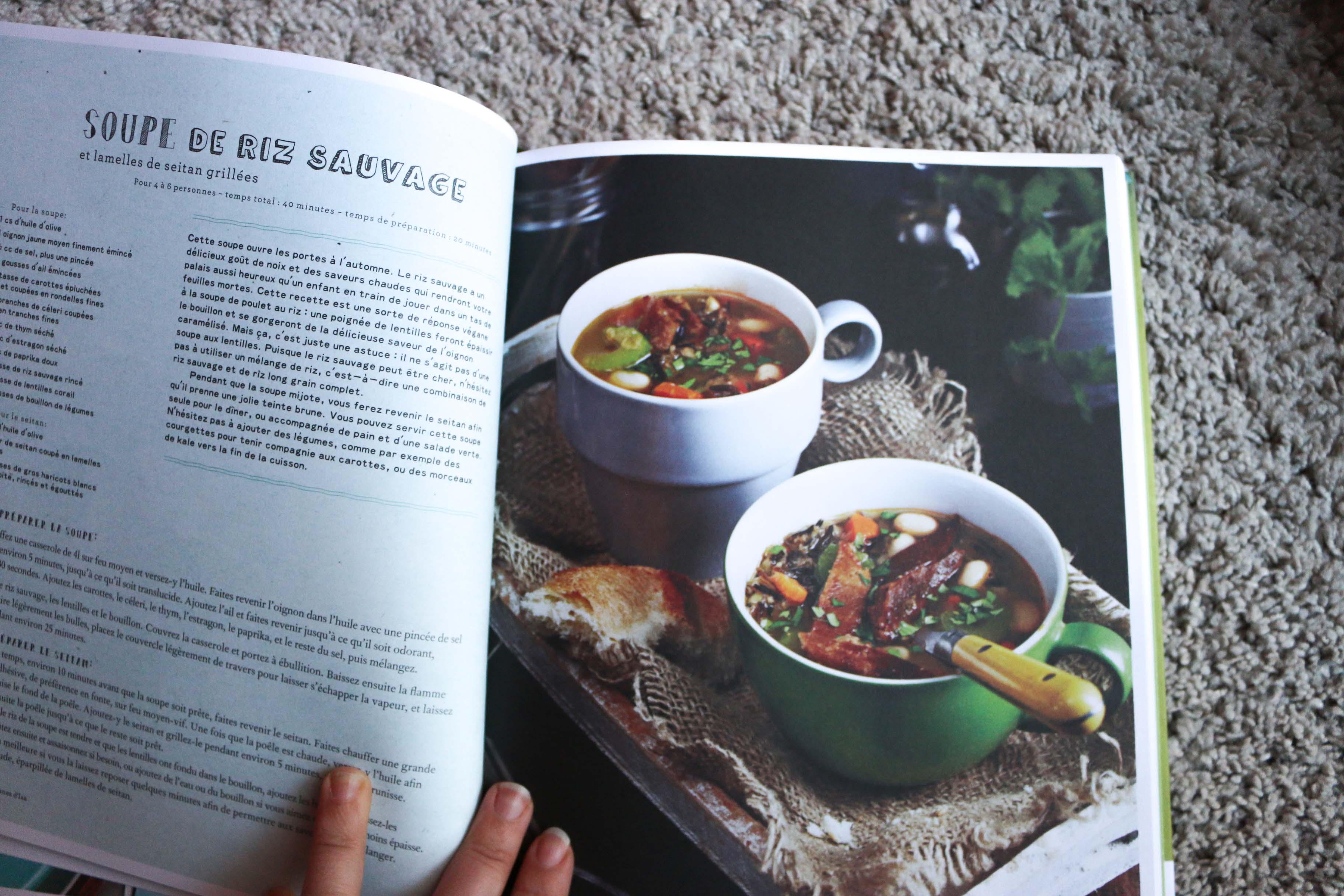 livres de cuisine véganes : Isa Chandra Moskowitz et Terry Hope Romero