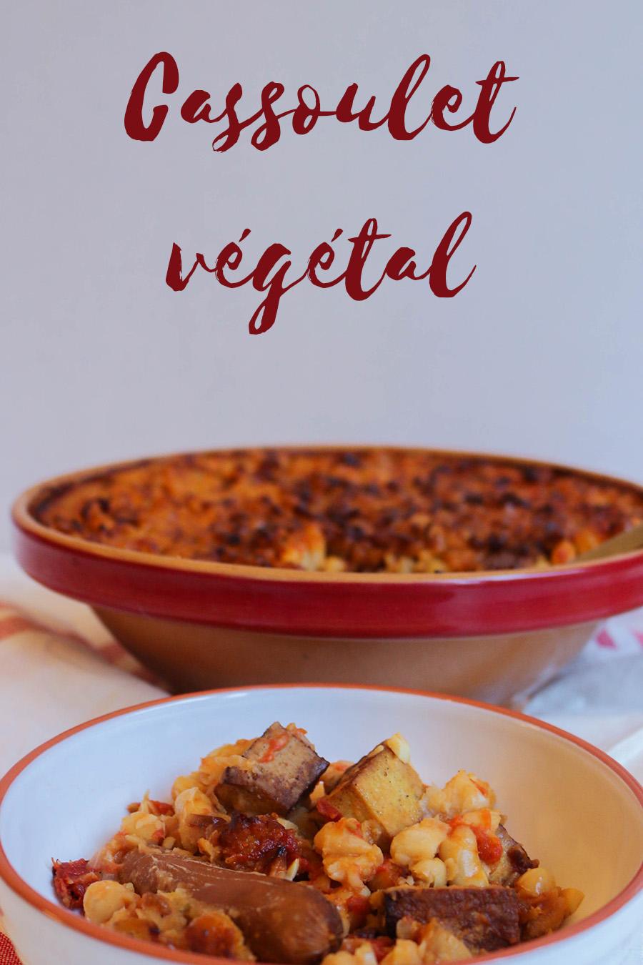 recette cassoulet végétal
