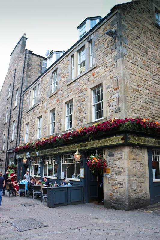 Road-trip à Edinburgh : Arthur's seat