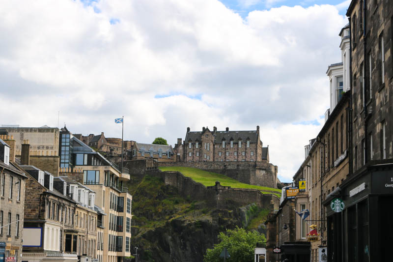 Road-trip en Ecosse - Edinburgh