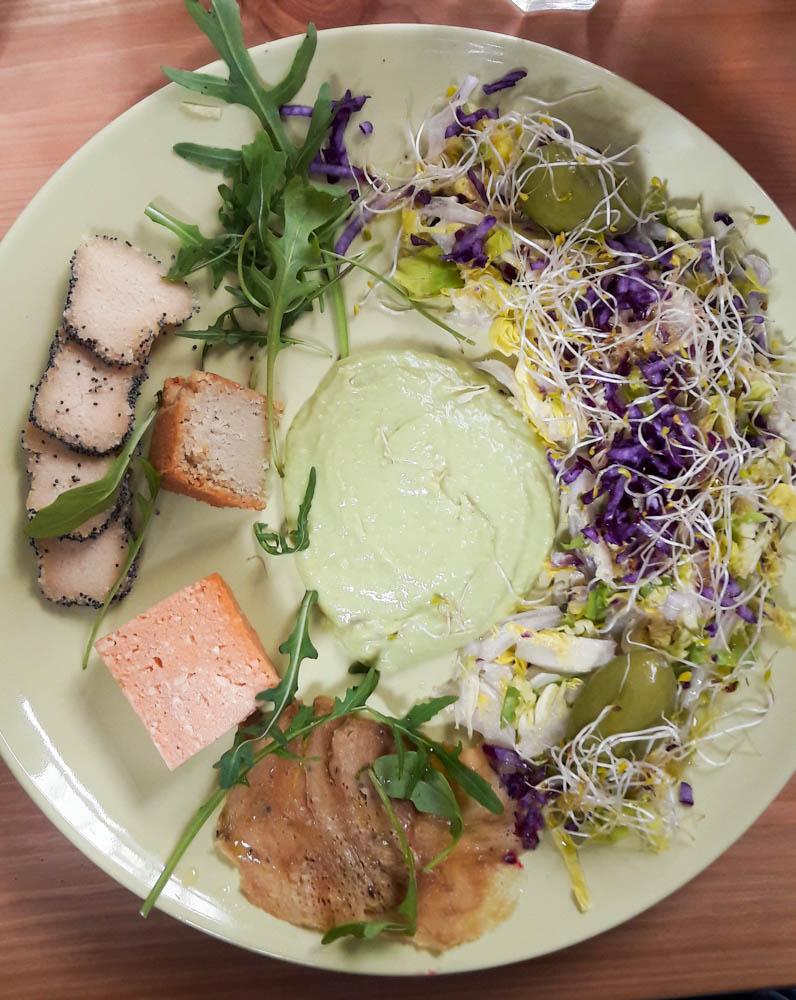 B12 restaurant végétalien toulouse