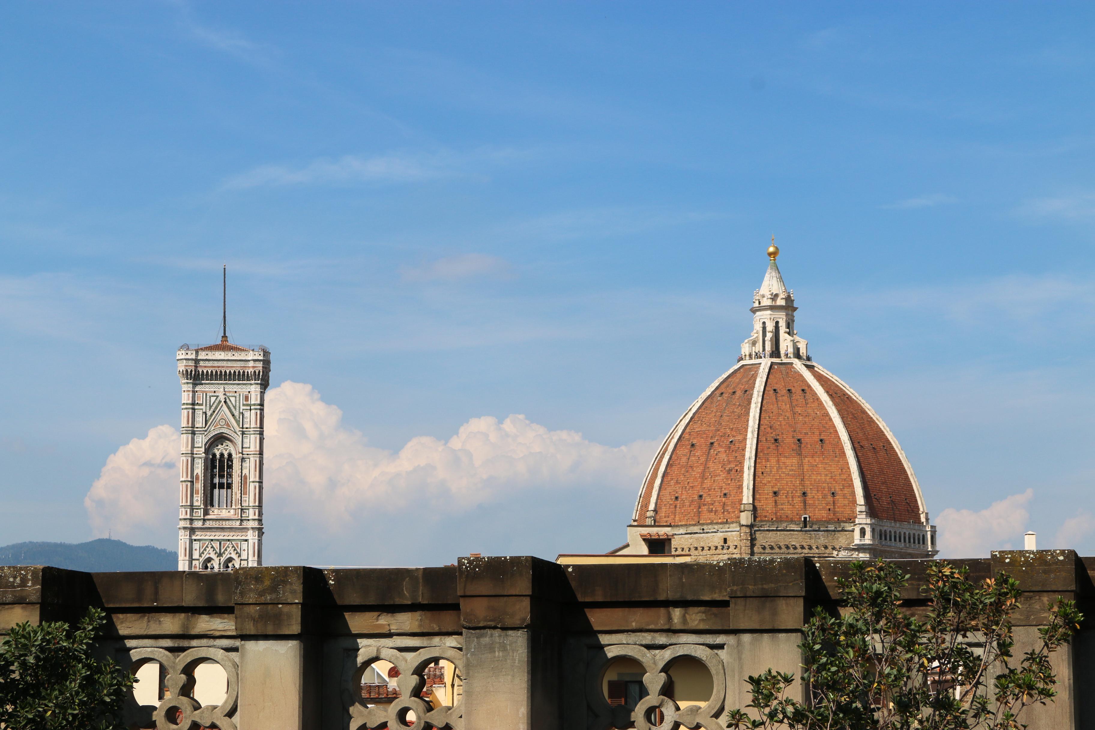 voyage à Florence : Galerie des Offices