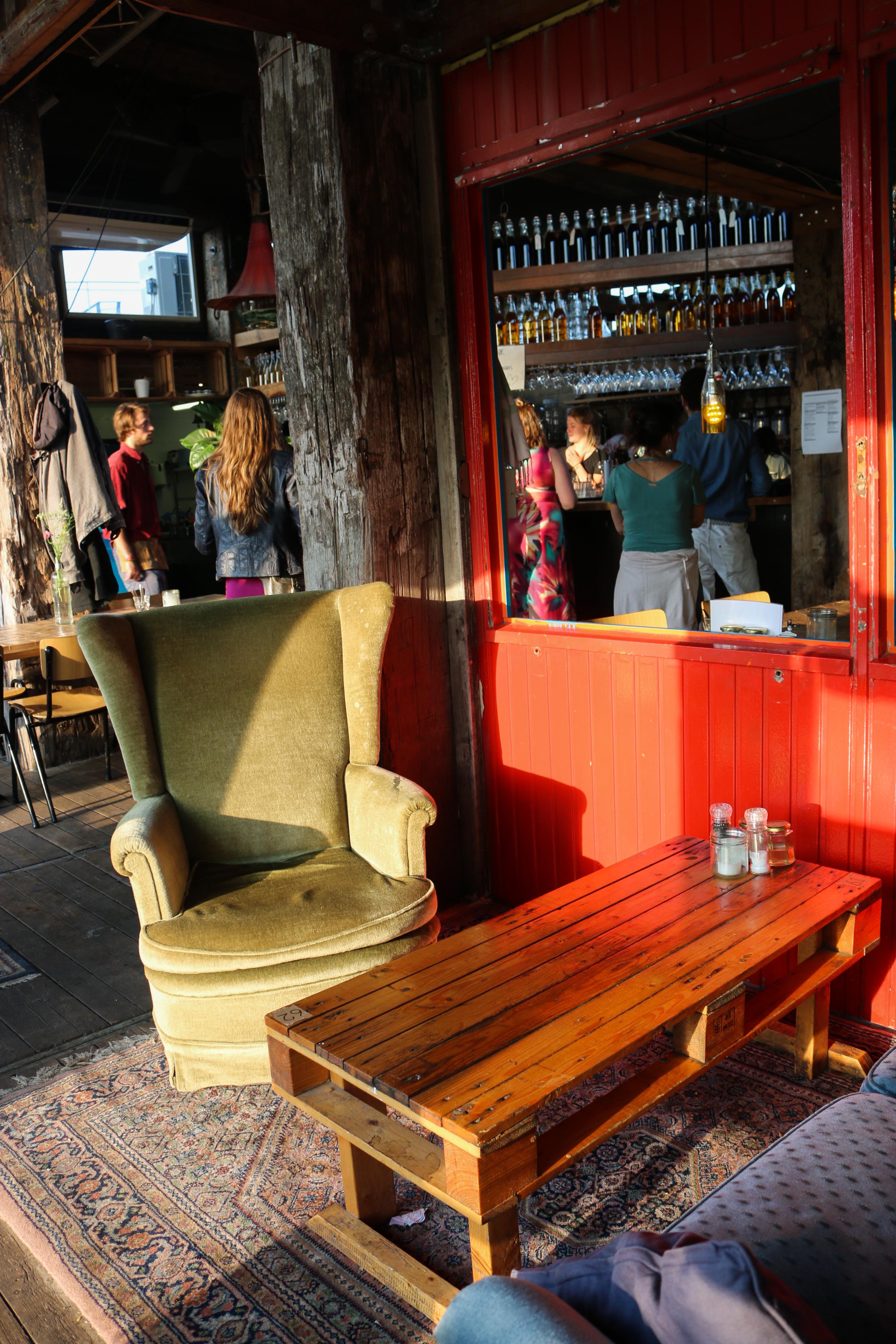 Amsterdam en trois jours : De Ceuvel
