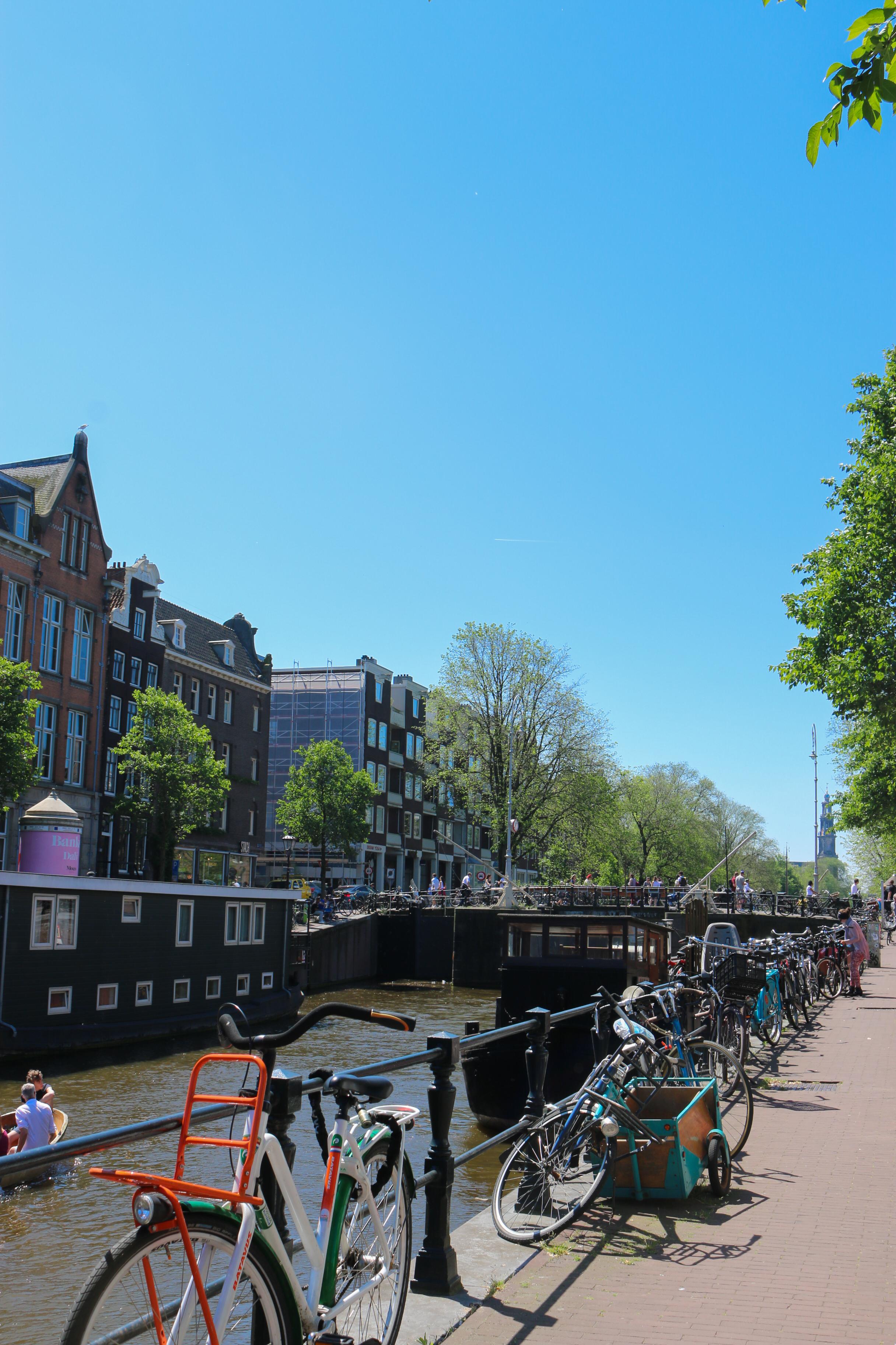 découvrir Amsterdam en 3 jours