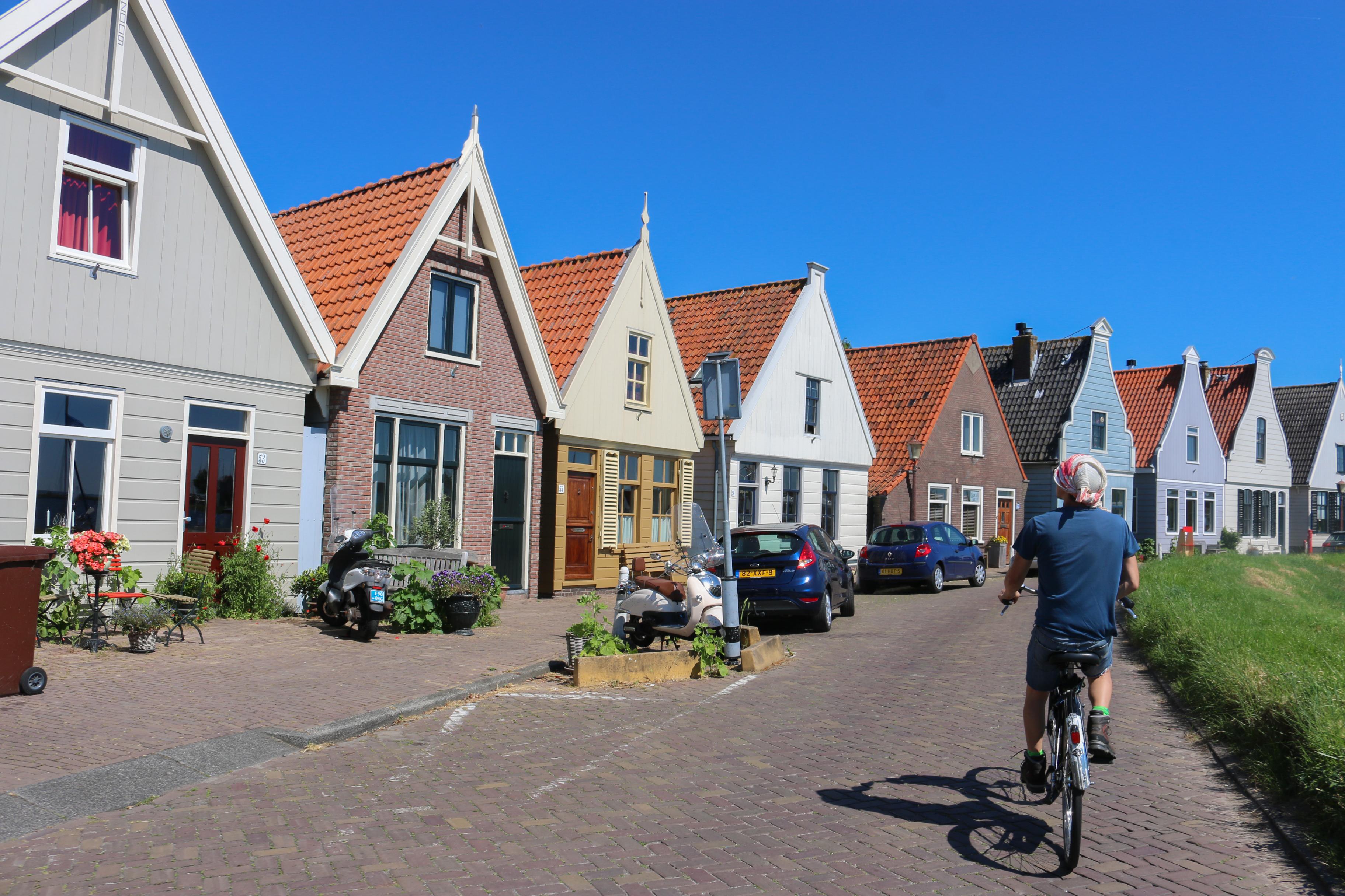 Balade autour d'Amsterdam : Marken