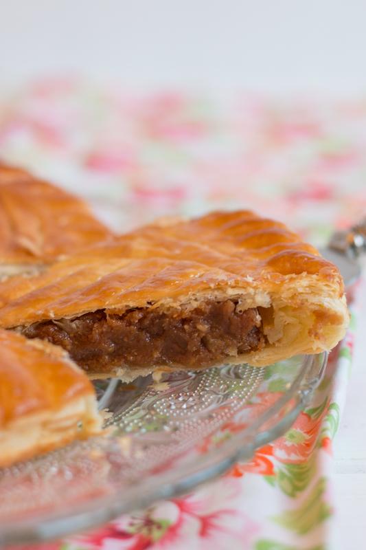 recette galette des rois frangipane vegan