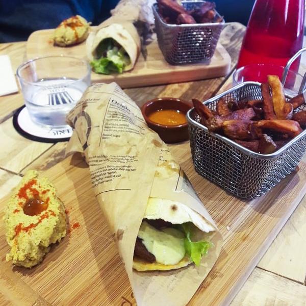 kebab vegan l'embargo toulouse