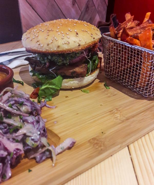 burger vegan l'embargo toulouse