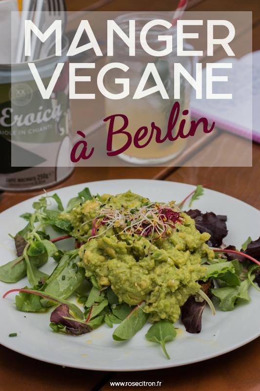 manger végane à Berlin : sélection de bonnes adresses