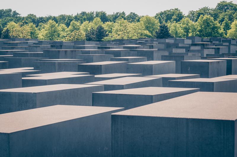 visiter berlin mémorial de l'hollocauste