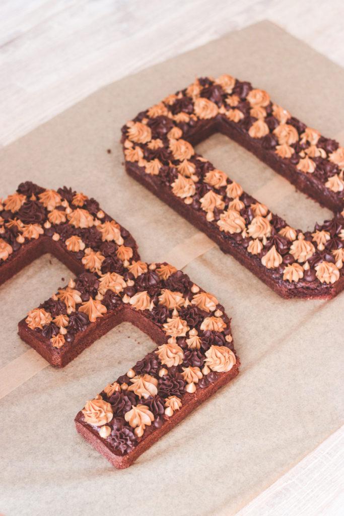 recette number cake vegan