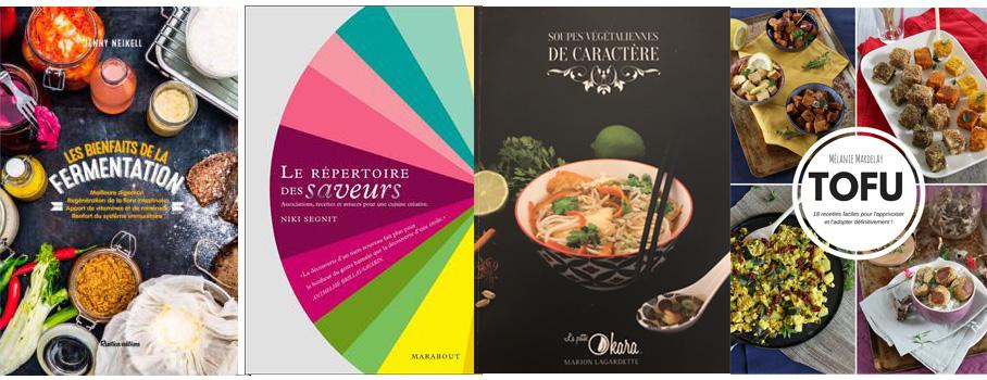 selection livres cuisine cadeaux noël