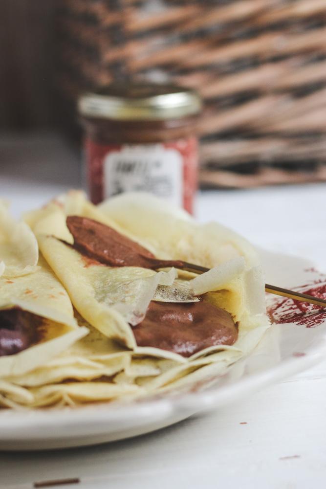 recette crêpes véganes inratable