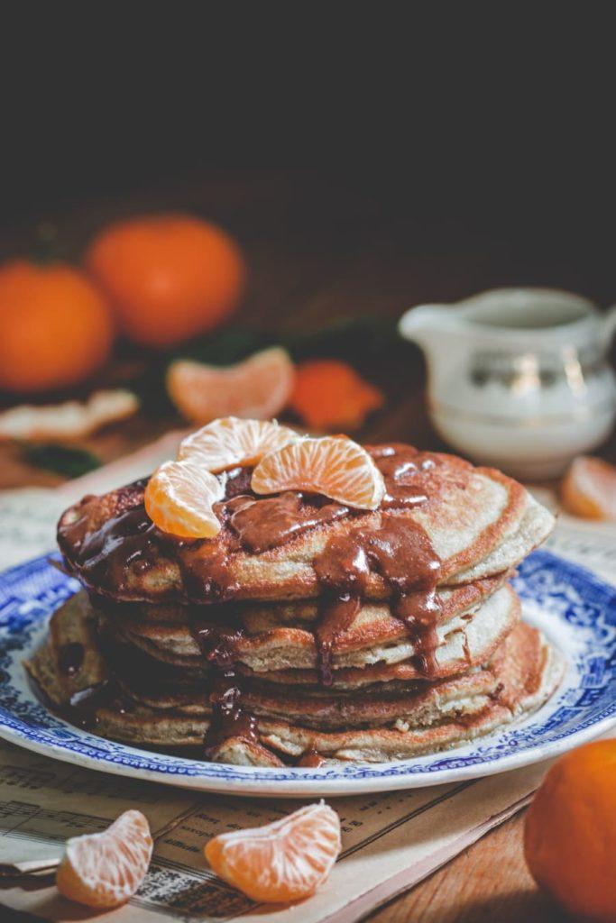 meilleure recette pancakes vegan moelleux