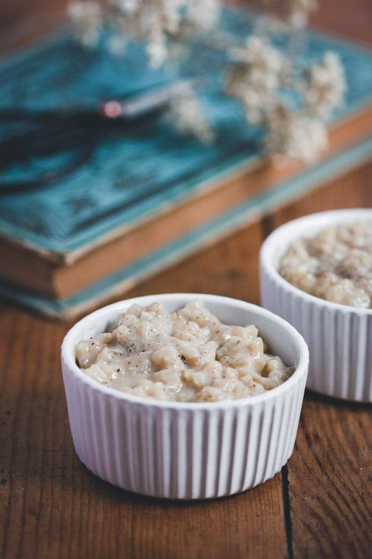 secrets riz au lait cremeux vegan