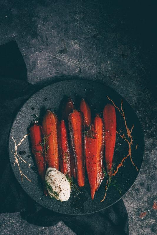 photo dark et moody foodstyling