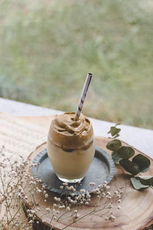 recette de dalgona coffee en français