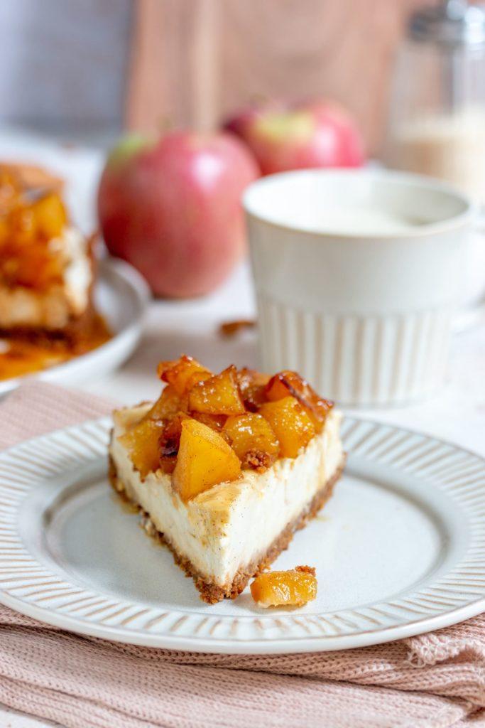 recette de cheesecake vegan super crémeux