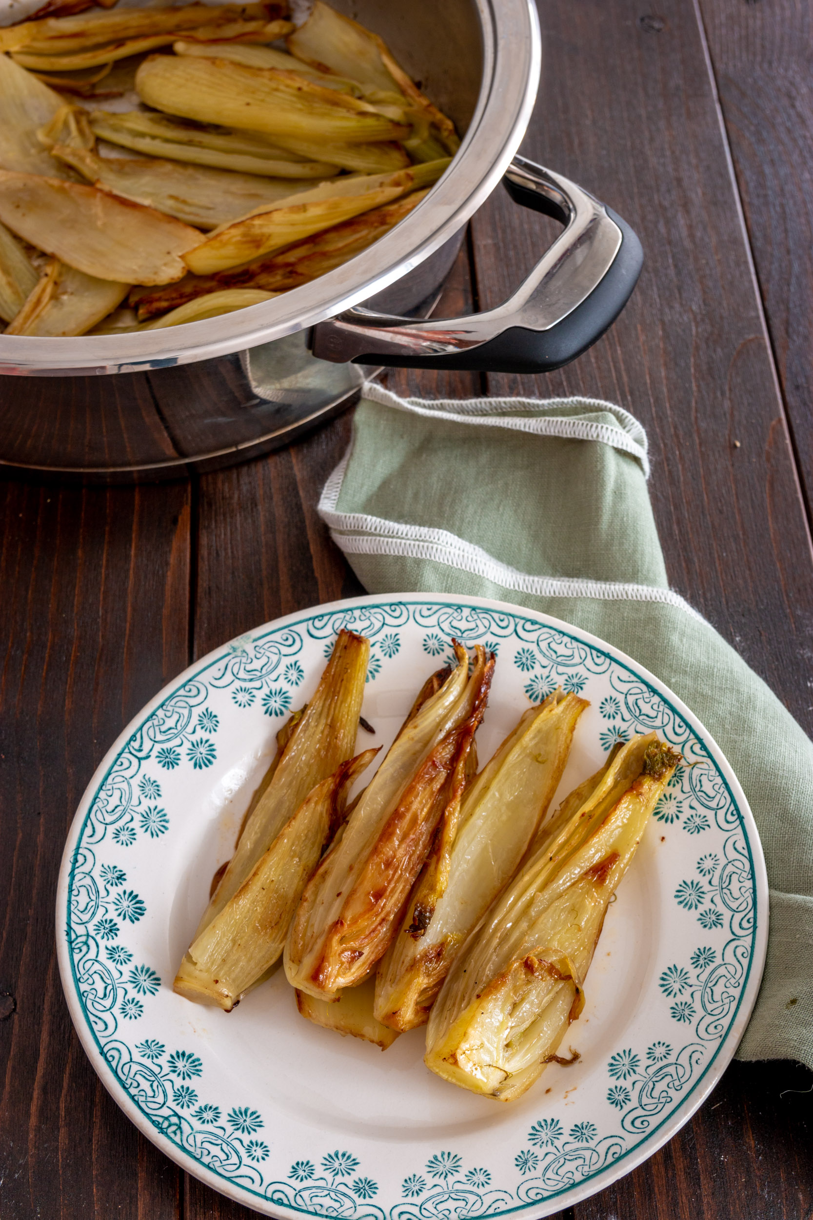 recette fenouils braisés