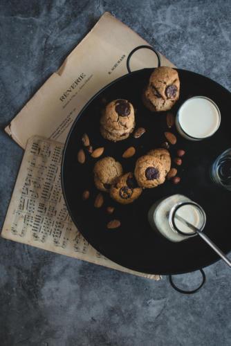 recette cookies praliné vegan-6