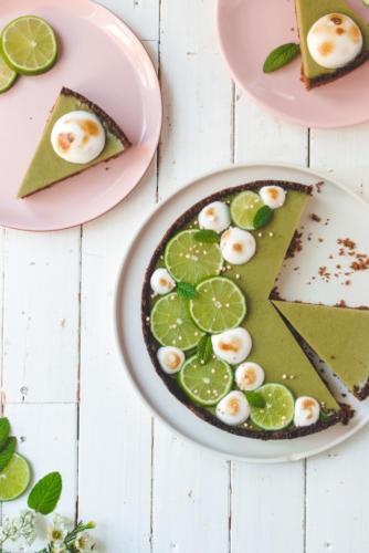 recette key lime pie vegan meringue italienne-2