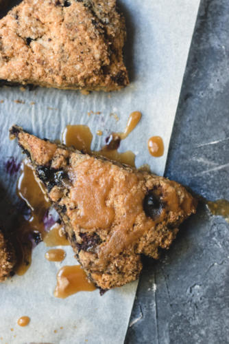 recette scones vegan myrtilles-4